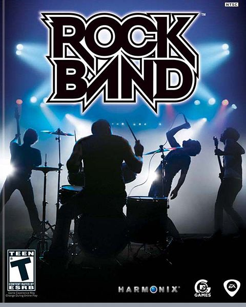 rock band love
